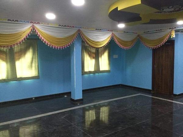 Sri Meena Mahal Kolathur Chennai - Banquet Hall