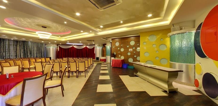 Swathi Galaxy Banquet Hall NagarBhavi Bangalore - Banquet Hall