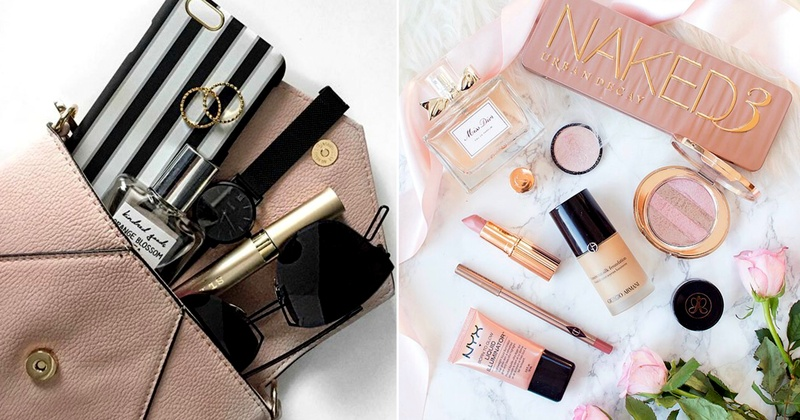 10+ Makeup Essentials every bride should carry in her purse!