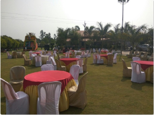 Meera Resorts Kerwa Dam Bhopal - Wedding Lawn