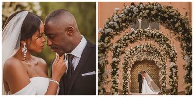 5 Takeaways From Idris Elba and Sabrina Dhowre's Wedding Nuptials