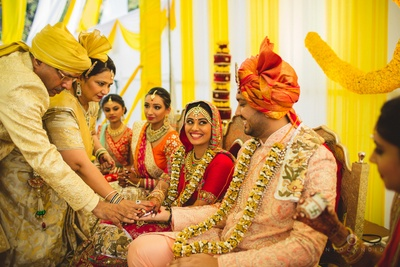 Candid wedding pictures beautifully captured by Into Candid Wedding Photography