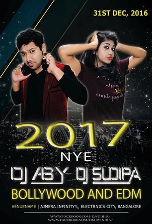 DJ Aby & DJ Sudipa   Bangalore   Music