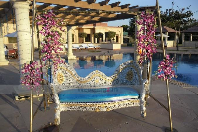 Golden Flower Decorators | Jaipur | Decorators
