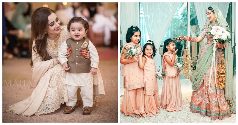 Cuteness Overload 8 Candid Shots of Kids at Weddings