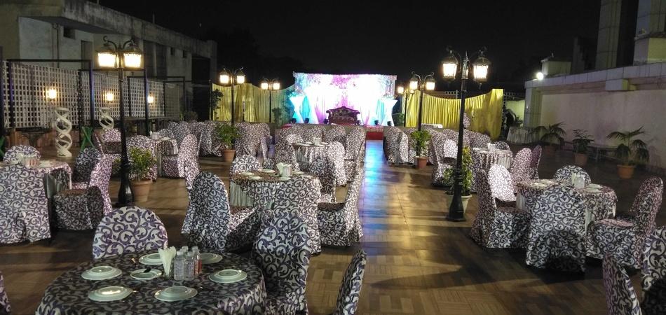 Hotel Babylon Inn Devendra Nagar Raipur - Banquet Hall