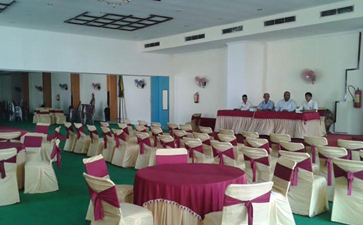 Hotel City Mahal Jandiali Ludhiana - Banquet Hall