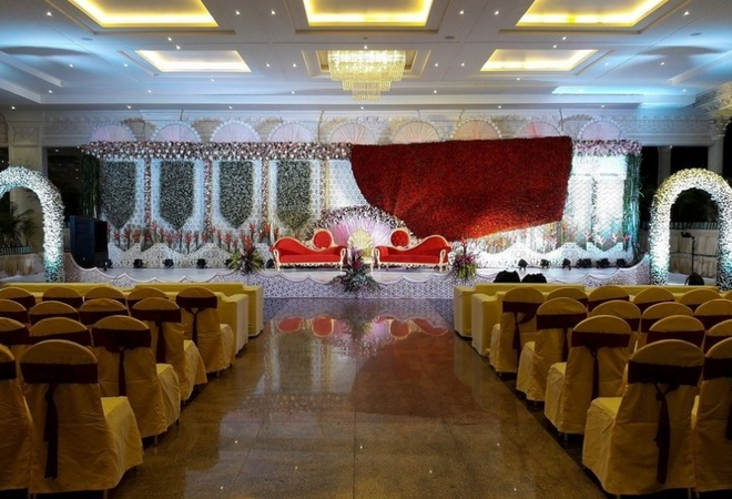 Kings Palace Sangareddy Hyderabad - Banquet Hall