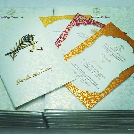 KB Designers | Delhi | Invitation Cards