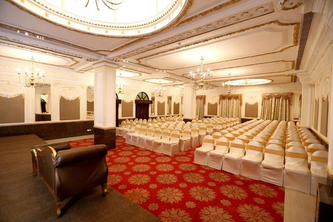 Hotel Ambica Empire Vadapalani Chennai - Banquet Hall