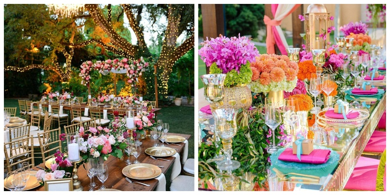 10 Stunning Reception Decor Ideas that will spruce up your reception venue!