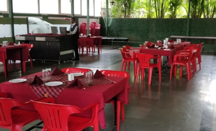 Hotel Mahabaleshwar Baner Pune - Banquet Hall
