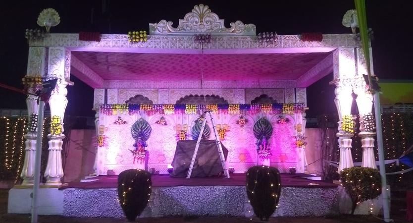 Raj Shri Garden Lal Kuan Ghaziabad - Wedding Lawn