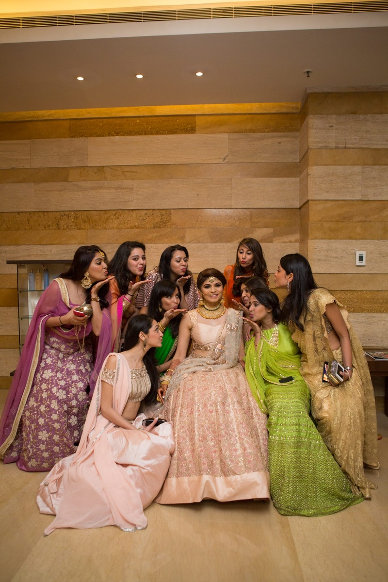 This JW Marriott, Pune Wedding Is Giving Us Major Bridal Wear Goals!