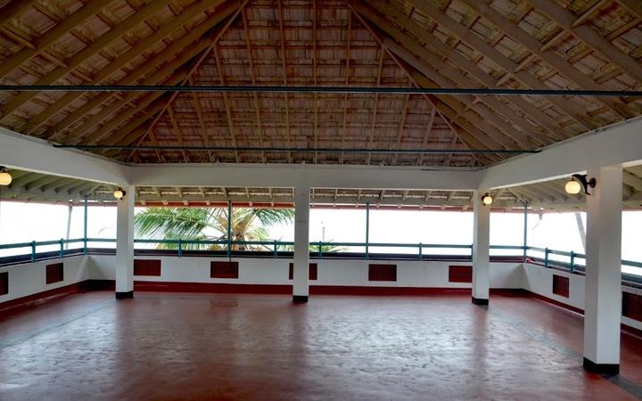 Sapphire Club Cherai Beach Villa Cherai Kochi - Banquet Terrace