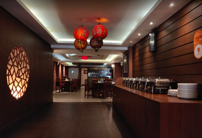 Confucius GS Road Guwahati - Banquet Hall