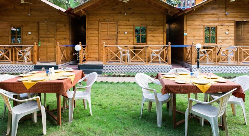 Jesant Valley Holiday Homes Calangute Goa - Wedding Lawn