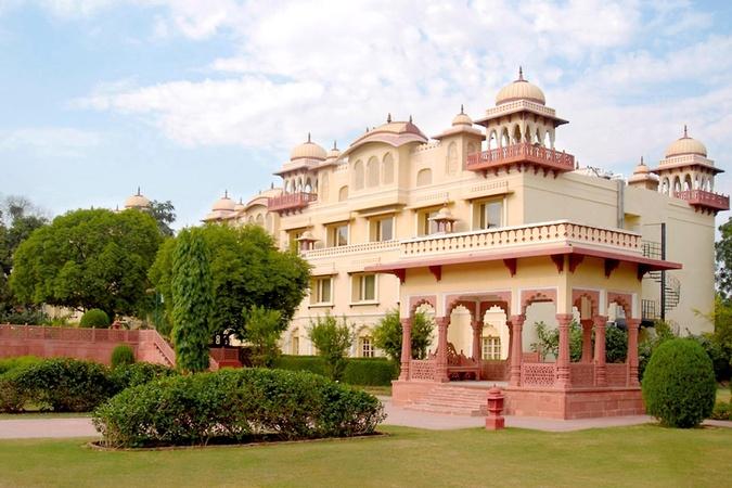 Jai Mahal Palace Civil Lines Jaipur - Banquet Hall