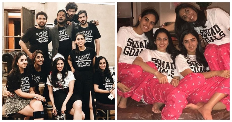 To-be Ambani bahu, Shloka Mehta's bachelorette party pictures are too cute to miss!