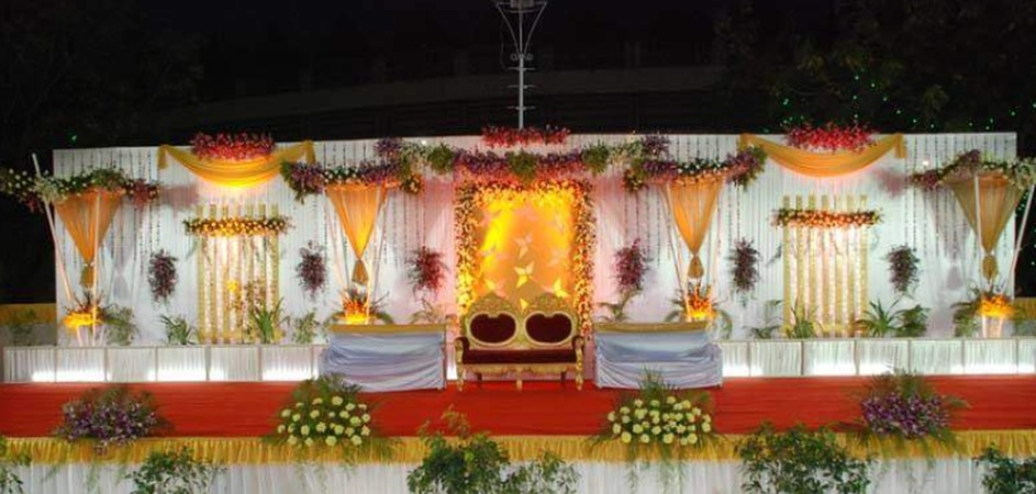 Saath Sangath Party Plot Bhadaj Ahmedabad - Wedding Lawn