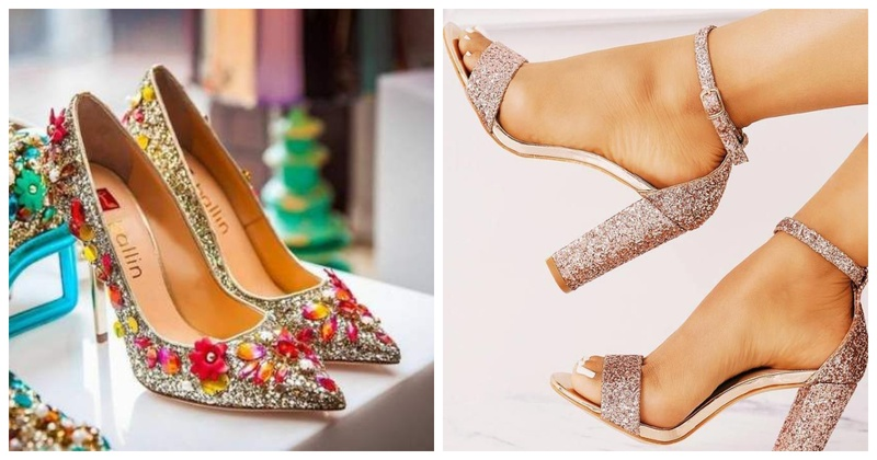 Bling it on! 7 Gorgeous Heels for Brides to Rock During Wedding Celebrations