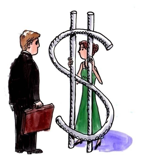 LITTLE FINANCIAL SECRET WILL DO NO HARM