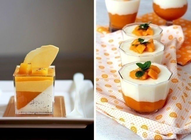 You cannot fail with this perfect dessert - Panna Cotta