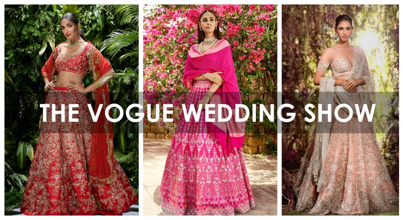 Vogue Wedding Show 2018 - the one-stop shopping destination for your 2018 Dream Wedding!