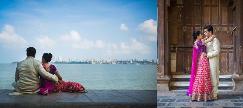 Saajid & Sophia Mumbai : Breathtaking Muslim Wedding with an Exceptional Pre-Wedding Photoshoot