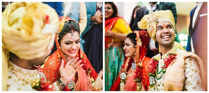Rahul & Ashna Mumbai : This cute couple got hitched at the Lalit hotel, Mumbai & their expressions are to die for!