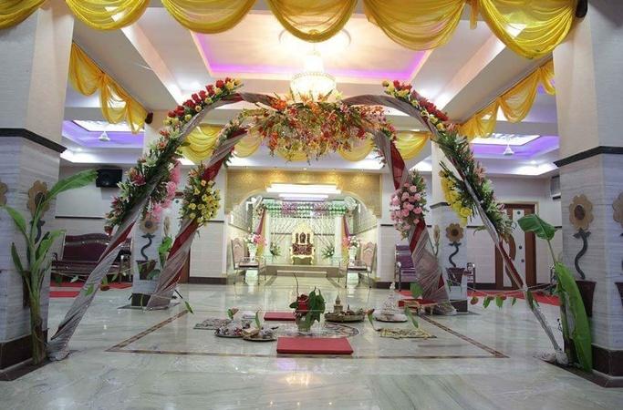 Krishna Bhawan, Salkia, Howrah