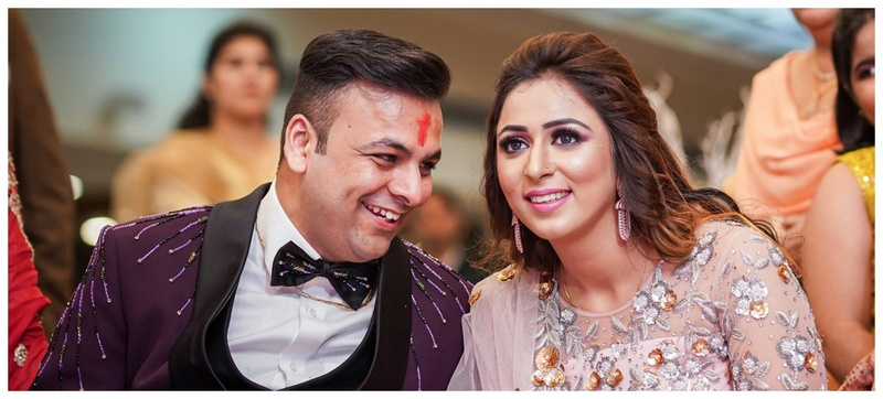 Priyanka and Rahul Grand Celebration Resort Amritsar Wedding