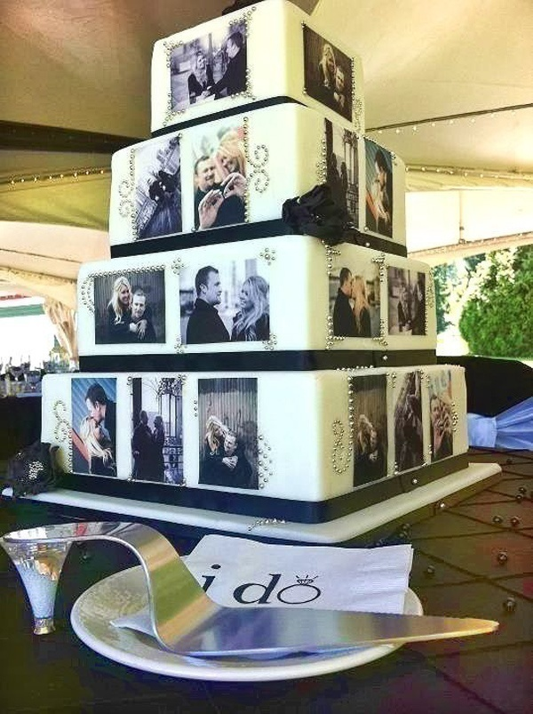 Tell Your Love Tale: Personalized Wedding Cakes
