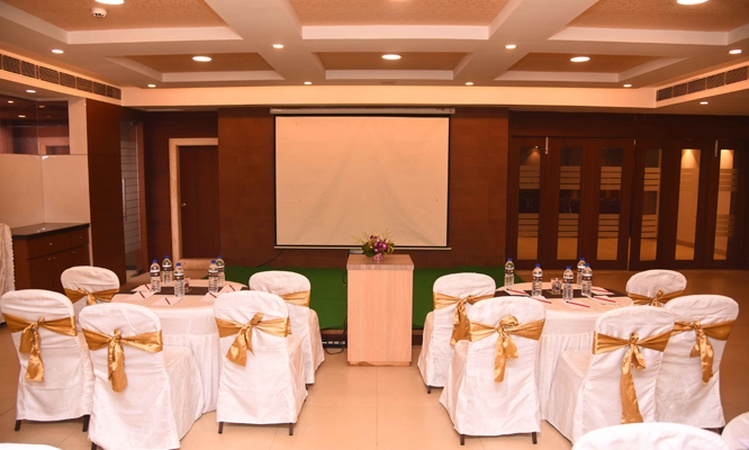 Celesta VIP Road Kolkata - Banquet Hall