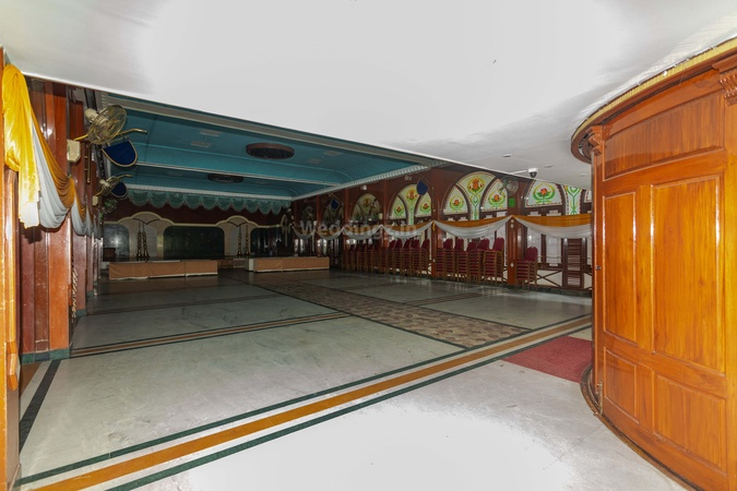Sri Gowri Shankara Mahal Rajajinagar Bangalore - Banquet Hall
