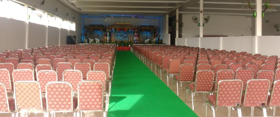 Bommak Shankaraiah Convention Hall Boduppal Hyderabad - Banquet Hall