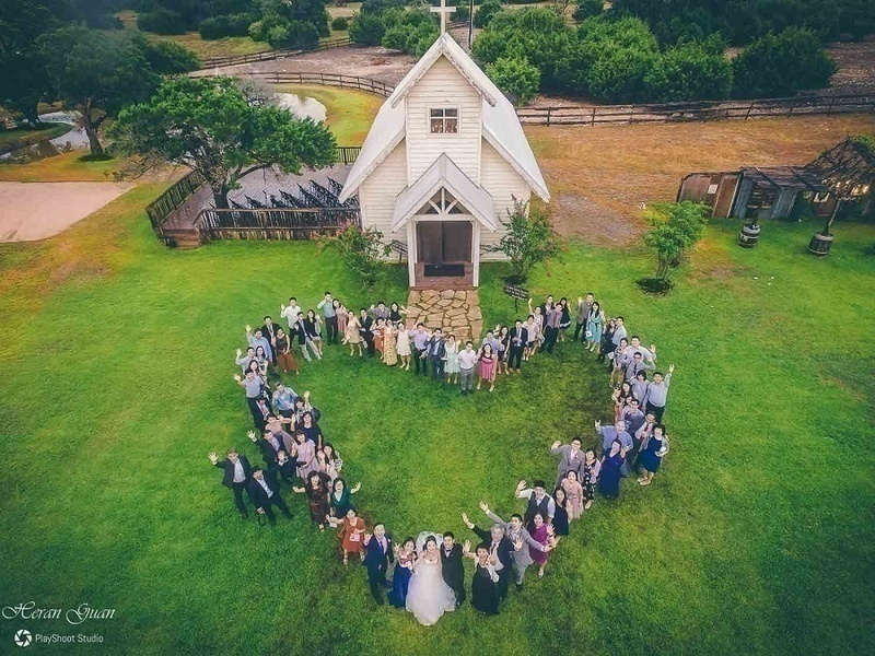 Drone Photography – Your Wedding Photographer Needs To Click