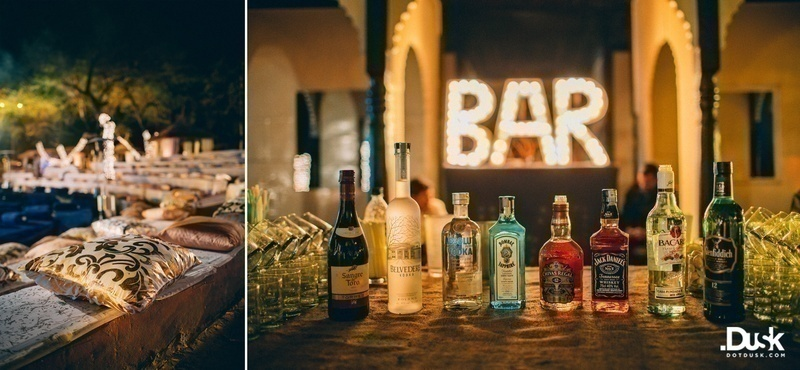 Big BOLD Signs To Guide Your Guests To Where The Bar Is Calling!