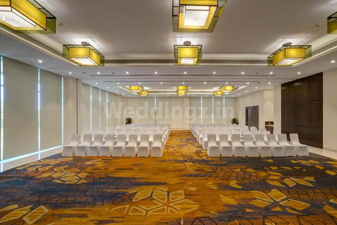 Courtyard By Marriott Surat Hazira Surat - Banquet Hall