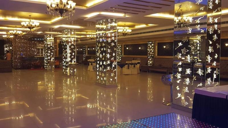 G Grand Krishna Garden Uttam nagar Delhi - Banquet Hall