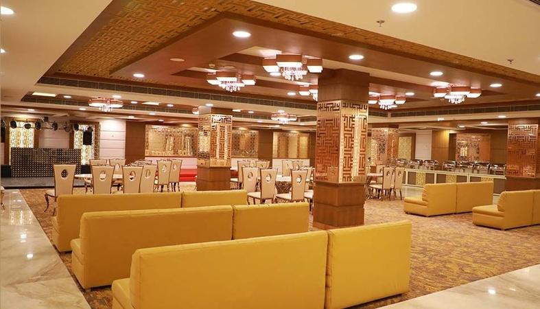 Broadway Inn Ramgarhi Meerut - Banquet Hall