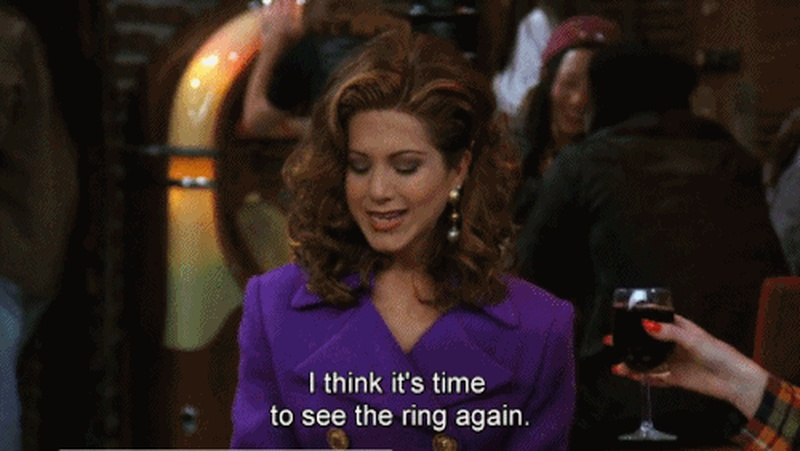 10 Things That Happen When You Are Newly Engaged