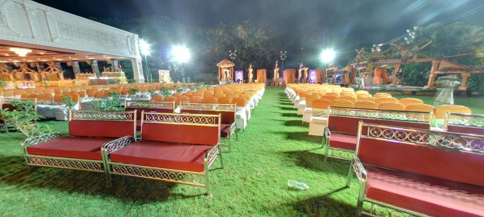 Ashoka Garden Mehdipatnam Hyderabad - Banquet Hall