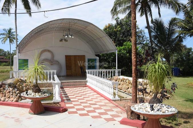 Wild Orchid Majorda Goa - Banquet Hall