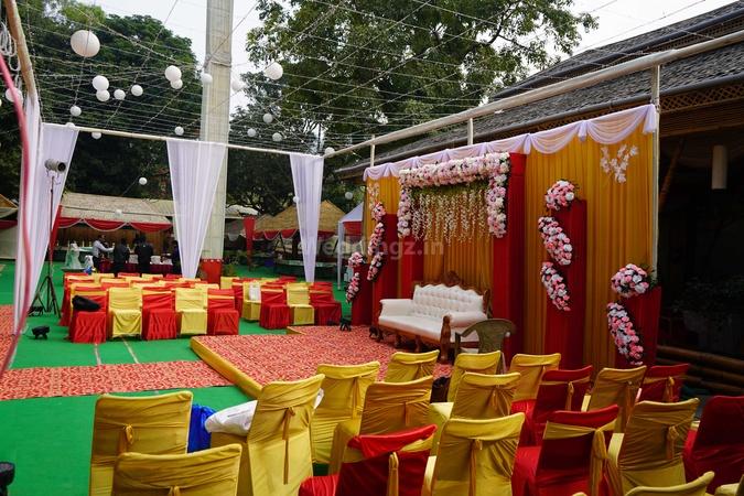 Jonaki Kareng Zoo Road Guwahati - Banquet Hall