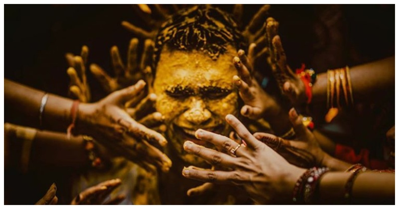 Showcasing you some of the best groom haldi shots!