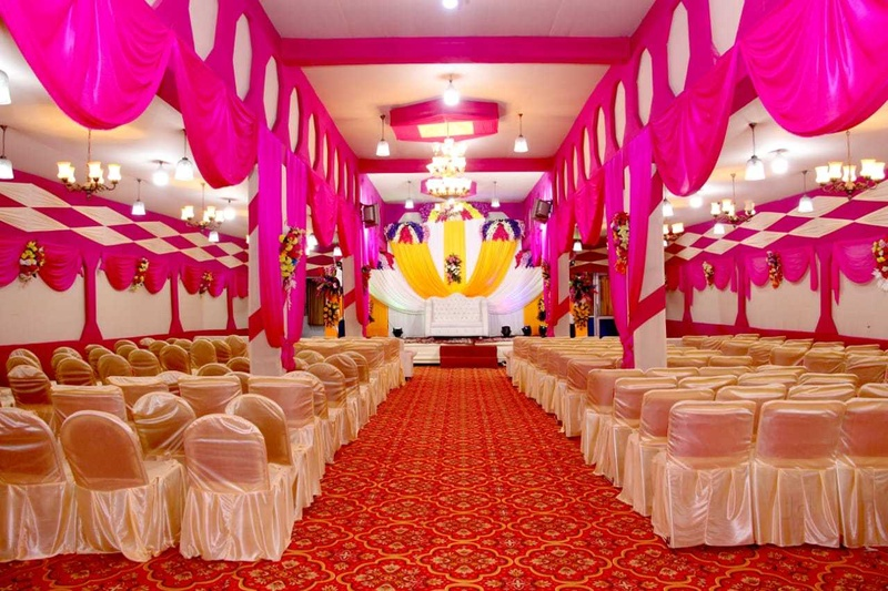Famous Wedding Venues in Patna where you can Host the Day of your Life