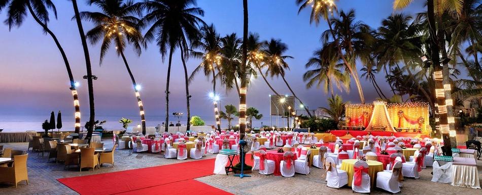 Sea Princess Juhu Mumbai - Banquet Hall
