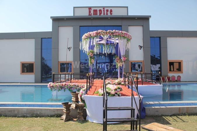 Empire Resort Chopasni Road Jodhpur - Banquet Hall