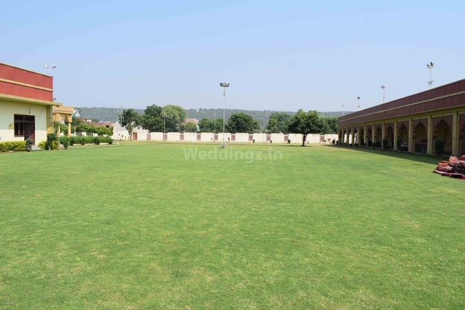 Kasturi Bagh Jagatpura Jaipur - Banquet Hall
